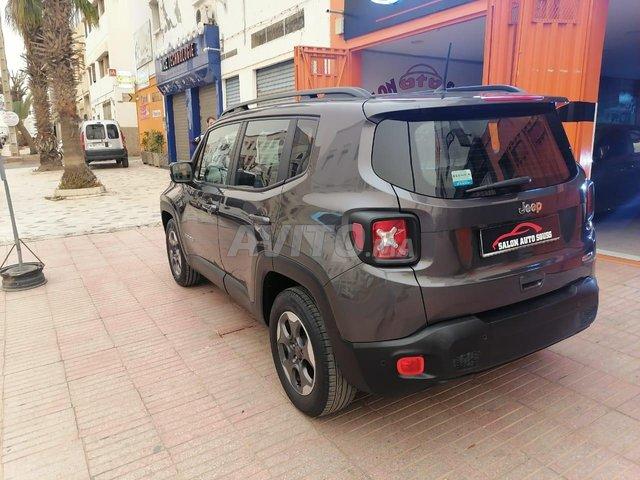 jeep diesel Renegade automatique 1.6 - 3