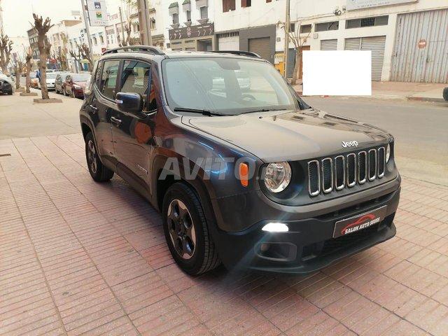 jeep diesel Renegade automatique 1.6 - 4
