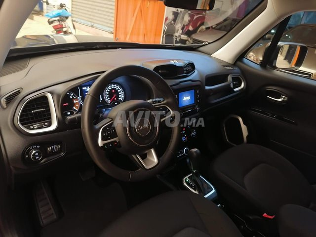 jeep diesel Renegade automatique 1.6 - 5