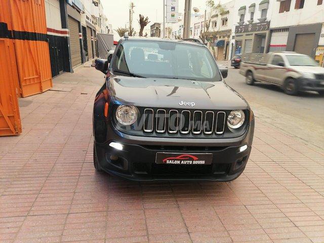 jeep diesel Renegade automatique 1.6 - 6