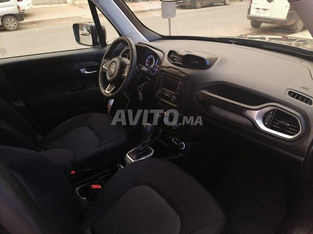 jeep diesel Renegade automatique 1.6 - 8