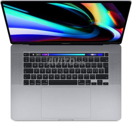 Macbook Pro TOUCHBAAR i9 8Coeurs 32GO 16 inch 2019 - 1