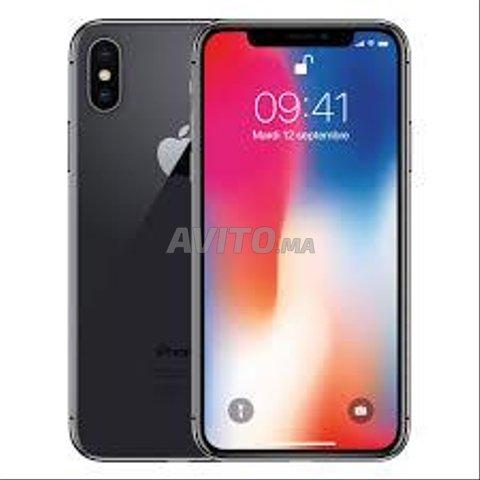 portable iphone x 64GO neuf - 3