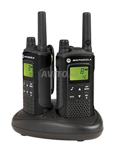 TALKIE WALKIE Motorola Pour Sécurité - Chasse - 5
