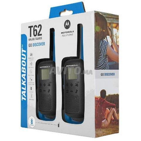 TALKIE WALKIE Motorola Pour Sécurité - Chasse - 6