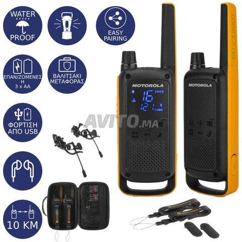 Talkie walkie professionel 10Km Motorola - 5