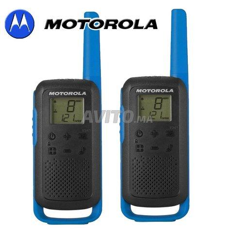 Talkie walkie professionel 10Km Motorola - 4