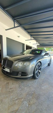 Bentley GT CONTINENTAL SPEED V12 - 1