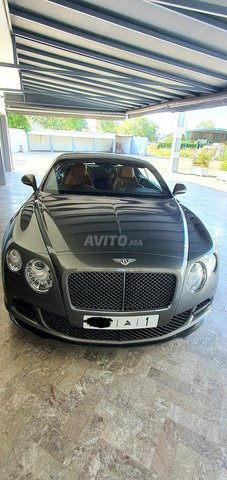 Bentley GT CONTINENTAL SPEED V12 - 7