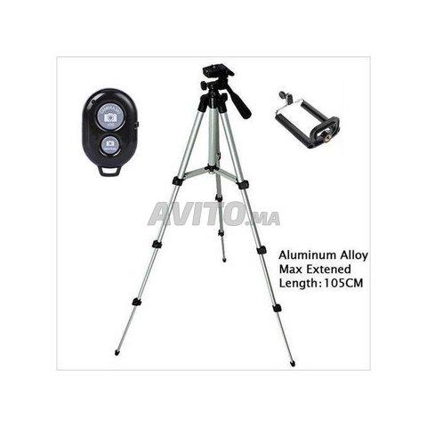 tripod Support DK3888 pour camera et telephone  - 3