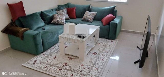 petit salon moderne cozy - 2