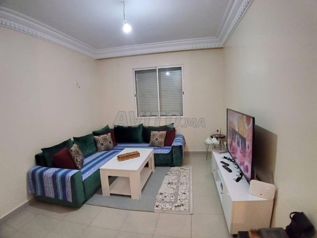 petit salon moderne cozy - 1