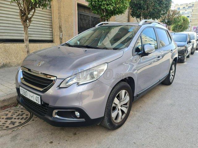 Peugeot 2008 1.6 HDi - 1