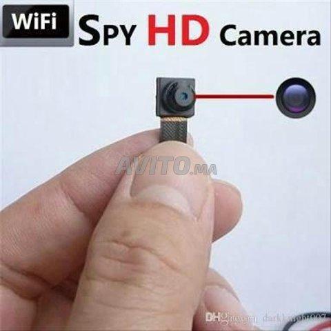 Mini caméra espion Wifi & détection de mouvement - 1