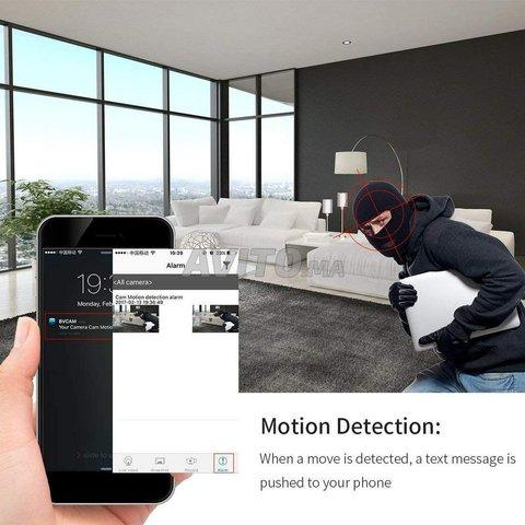 Mini caméra espion Wifi & détection de mouvement - 2