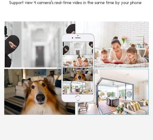 Mini caméra espion Wifi & détection de mouvement - 3