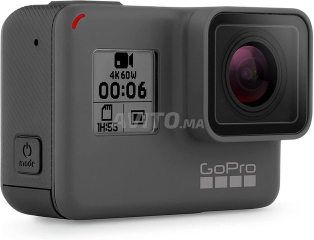 GoPro HERO 6 Black Camera d'action - 1
