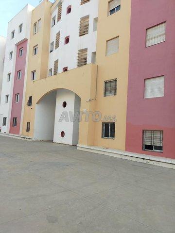 appartement moyen standing temara - 1