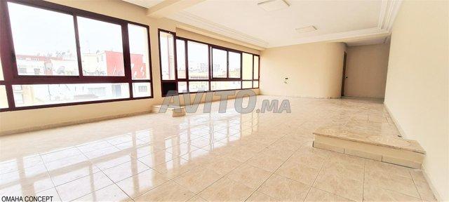 Plateau de Bureau 4ème étage132m2 Maarif - 4