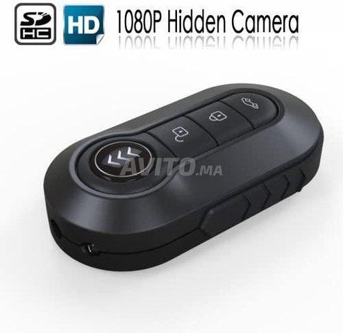 K1 Clé de voiture Caméra Cachée Full HD  - 5