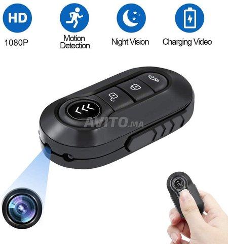 K1 Clé de voiture Caméra Cachée Full HD  - 1