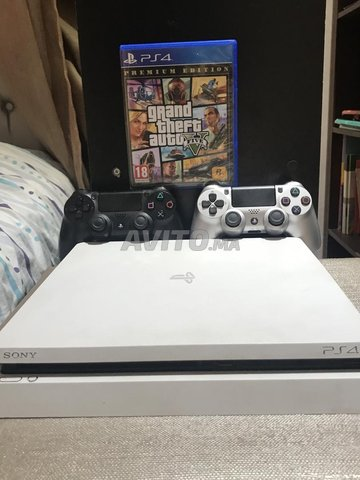 Ps4 slim 500gb  - 1