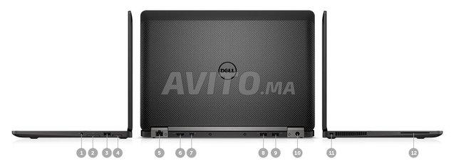 DELL E7470 TACTILE - I5 - 8Go - 256Go SSD- 14-2K - 3