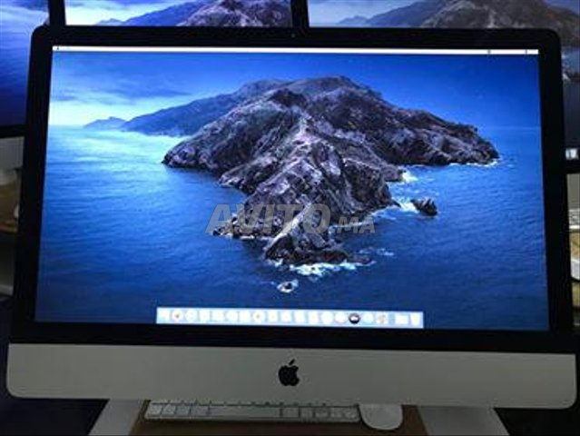 iMac i5 5k Retina 27inch 3.8Ghz 500S GRAPHICS 8GO. - 1