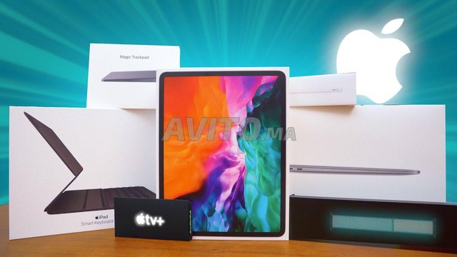 iPad Pro 2020 neuf 11 et 12 9 Pouce WI-FI Cel 1TB - 1