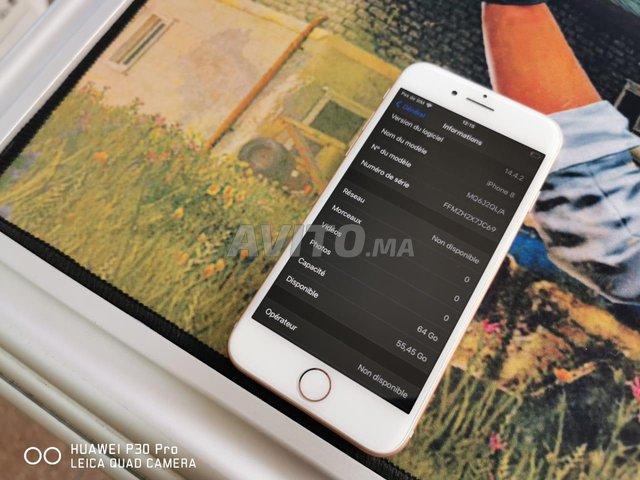 Iphone 8 Gold 64Go Occasion En Parfait Etat - 1