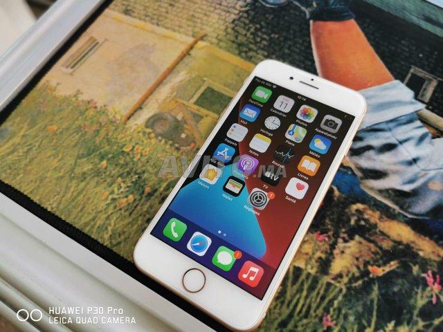 Iphone 8 Gold 64Go Occasion En Parfait Etat - 2