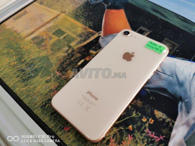 Iphone 8 Gold 64Go Occasion En Parfait Etat - 5