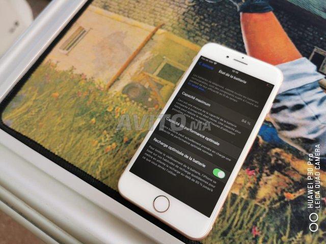 Iphone 8 Gold 64Go Occasion En Parfait Etat - 7