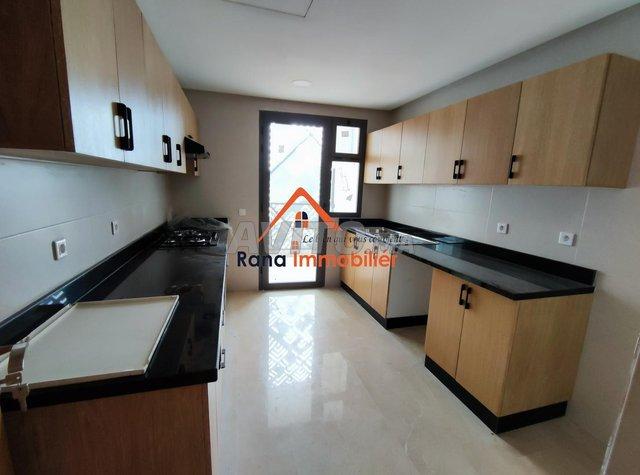 Appartement à louer sur Hay Riad - 5