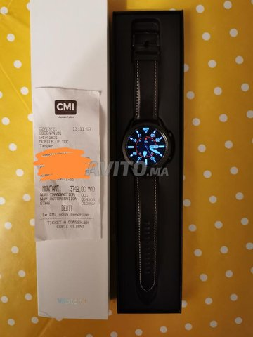 Samsung Galaxy Watch 3 (45mm/Noir)  - 2