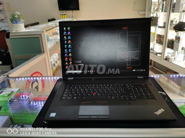 Lenovo Thinkpad P73 i7 9TH 50Go Ram 2TB SSD Nvidi - 1