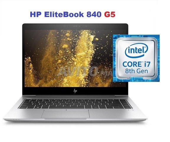 HP EliteBook 840 G5 Core i7-8650U I 16Go I 256 Go  - 1