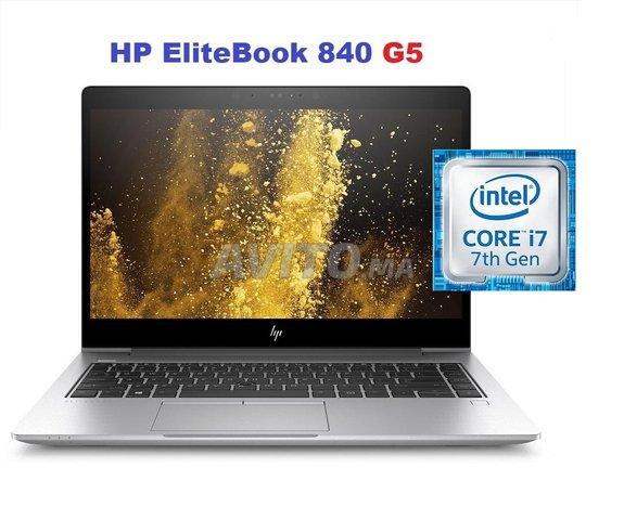 HP EliteBook 840 G5 Core i7-7600U I 16Go I 256 Go - 1
