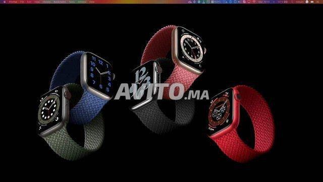Ipad/watch série6/IPhone/note 10 - 5