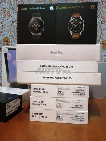 Ipad Air/Tab S7 plus/MacBook Pro/Tab A7 neufs - 5