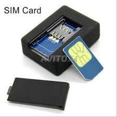 SP800 - Micro GSM - Détection de Son - 1