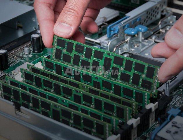 RAM Serveur 16GB DDR3/DDR4 2400T - 12800R..... - 1