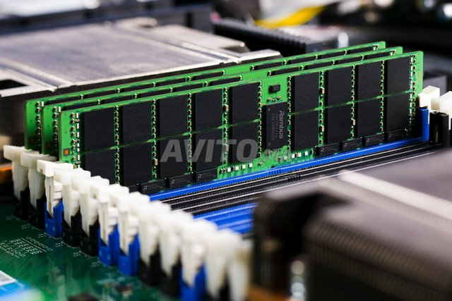 RAM Serveur 16GB DDR3/DDR4 2400T - 12800R..... - 3