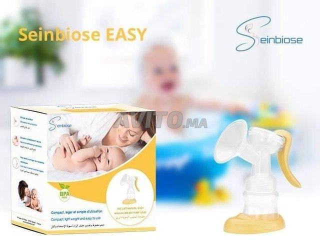 Tire-lait manuel SEINBIOSE - 2