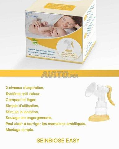 Tire-lait manuel SEINBIOSE - 3