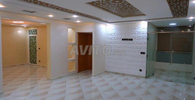 شقة 96م² بلافيلوط القنيطرة - 1