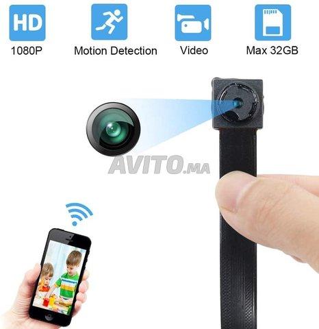 mini caméra IP wifi 4K - 1