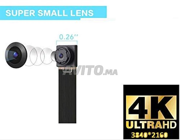mini caméra IP wifi 4K - 5