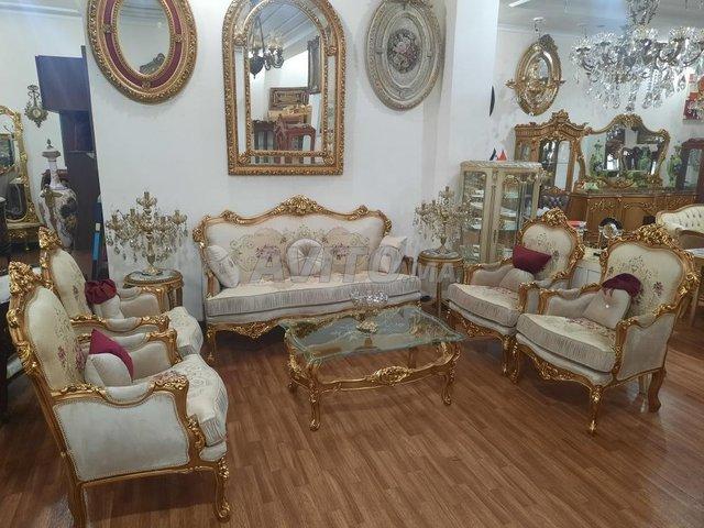 Salon egyptien de luxe - 1