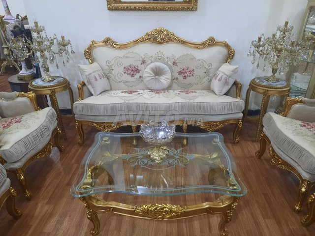 Salon egyptien de luxe - 3